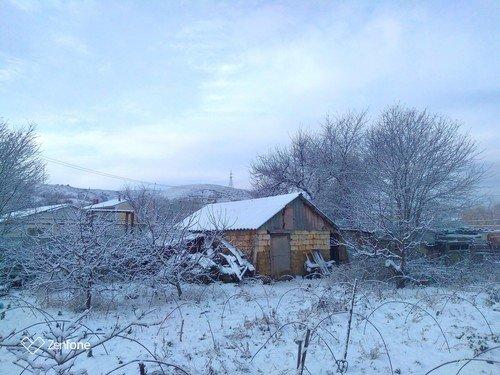 Зима во дворе...