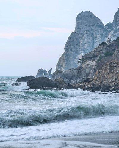 Крым суров,но прекрасен