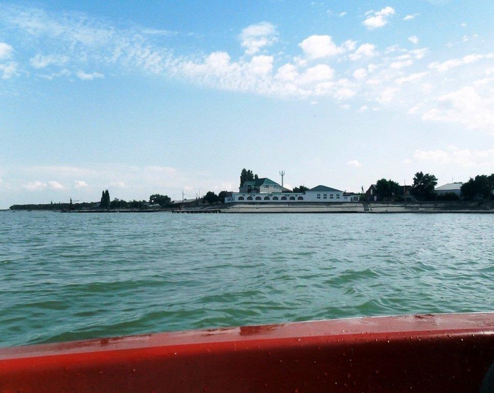 В походе яхтенном, начало, 23 августа, море Азовское 008