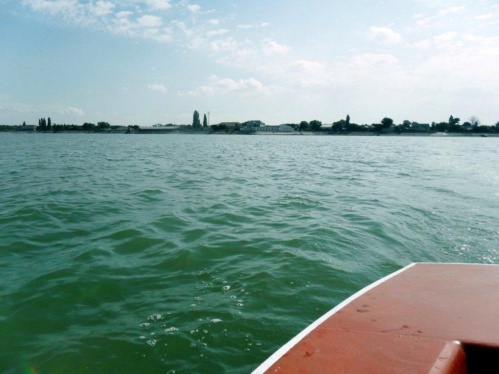 В походе яхтенном, начало, 23 августа, море Азовское 007