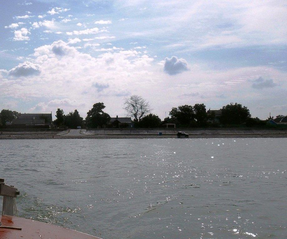 В походе яхтенном, начало, 23 августа, море Азовское 006