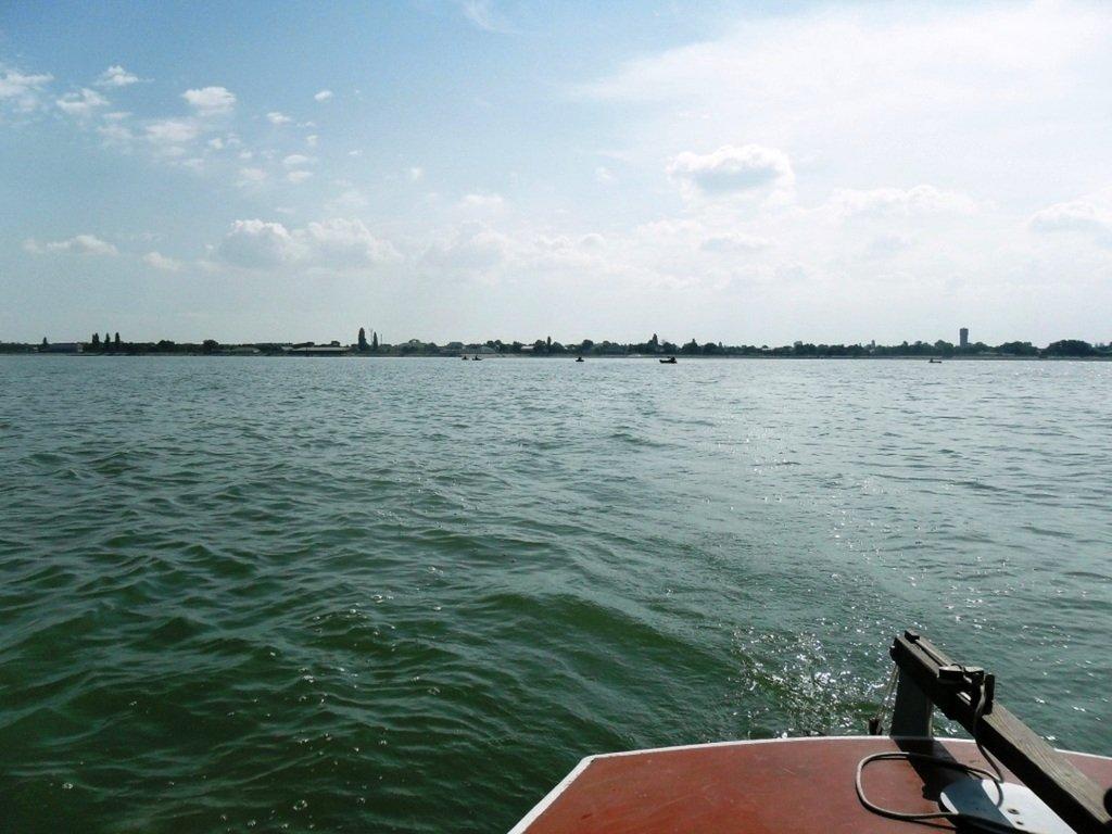 В походе яхтенном, начало, 23 августа, море Азовское 003