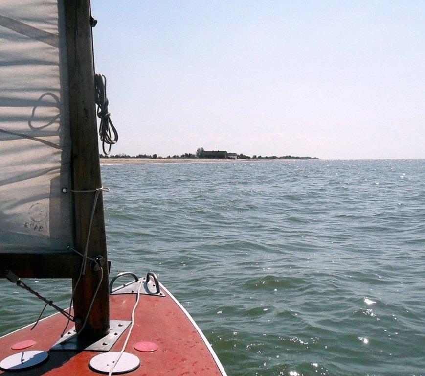 На яхте, в походе, туризм, август, море Азовское... 008. 009