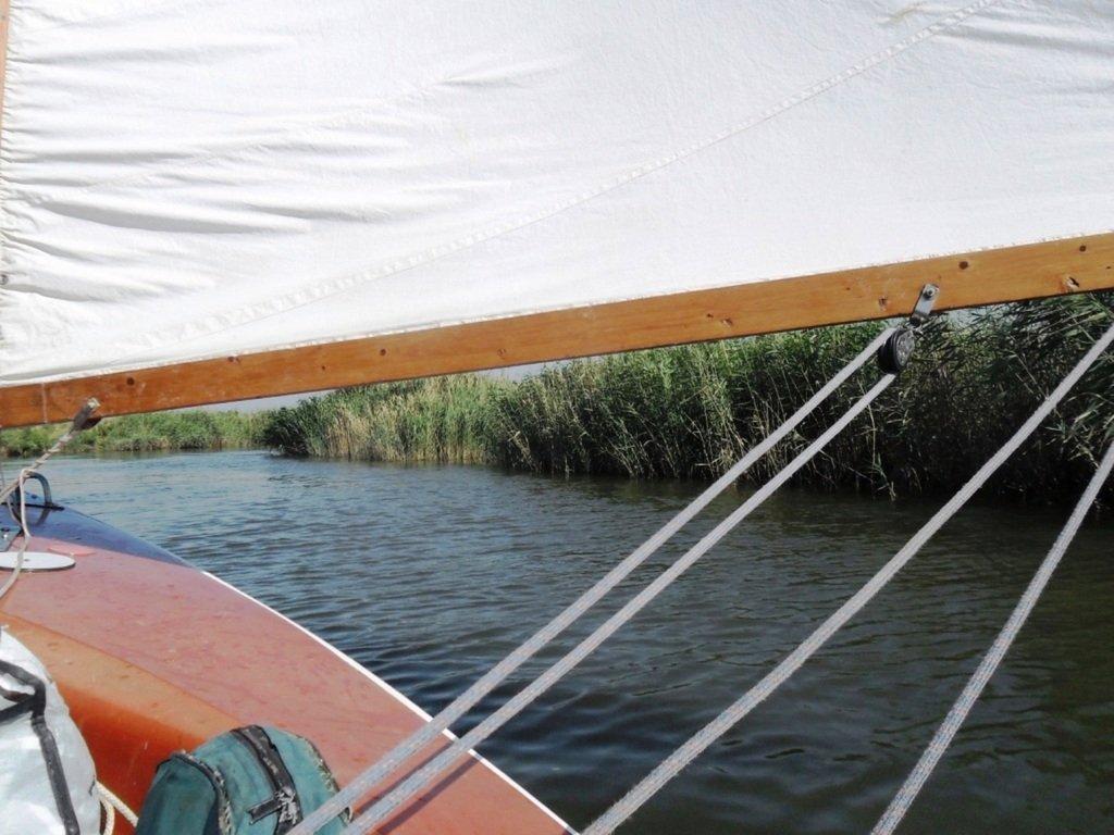 В походе яхтенном, с парусом, туризм, Ачуевская коса, август...010. 006
