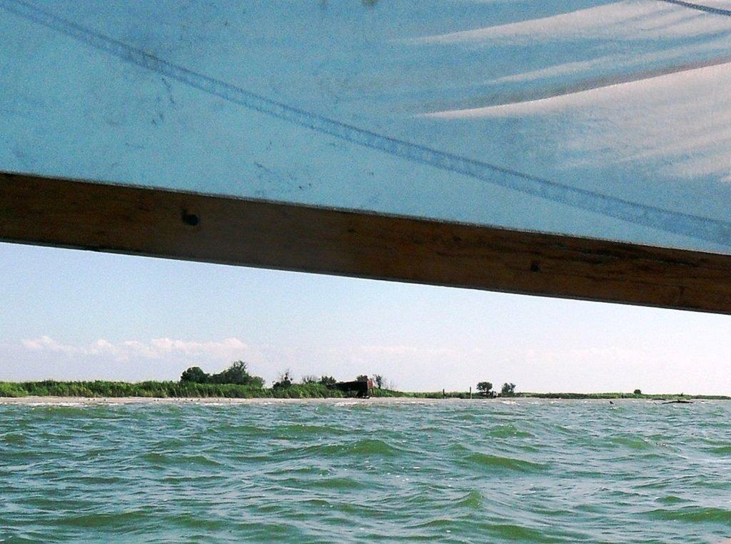 В походе яхтенном, с парусом, туризм, Ачуевская коса, август...010. 003