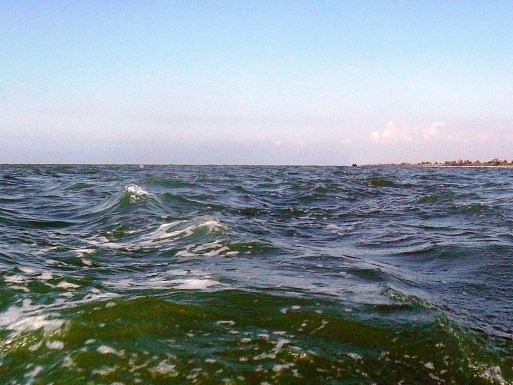 В походе яхтенном, с парусом, туризм, Ачуевская коса, август...010. 005