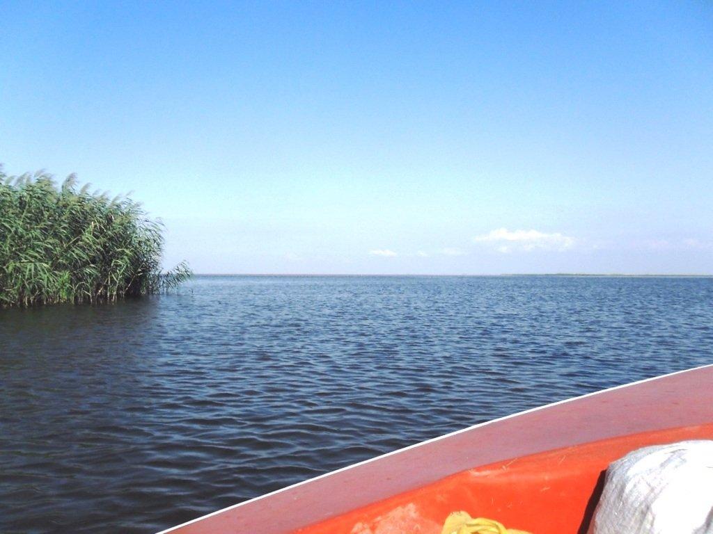 На косе Ачуевской, в каналах и лиманах, с парусом, август... 012. 011