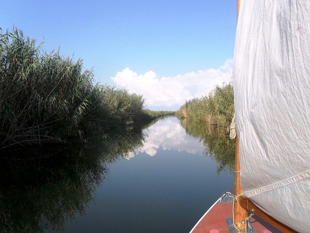 Утро, 24 августа, яхтенное хождение, коса Ачуевская. 016. 010