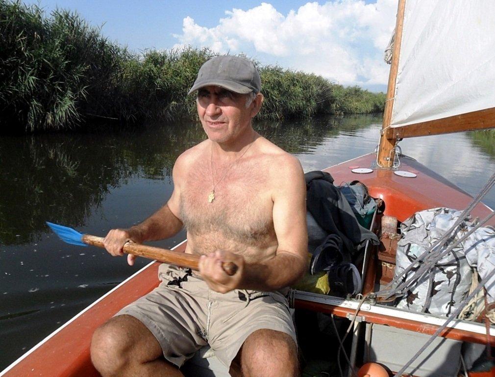 Утро, 24 августа, яхтенное хождение, коса Ачуевская. 016. 011