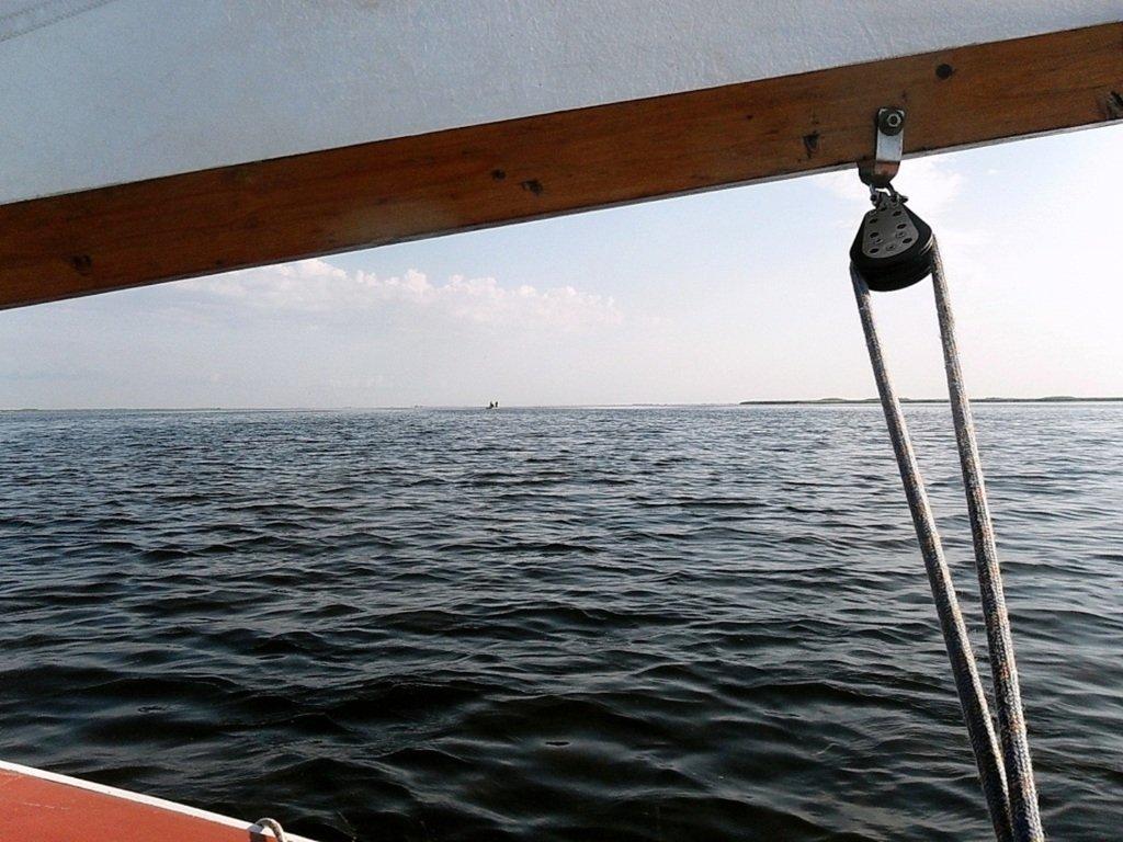 Утро, 24 августа, яхтенное хождение, коса Ачуевская. 016. 001