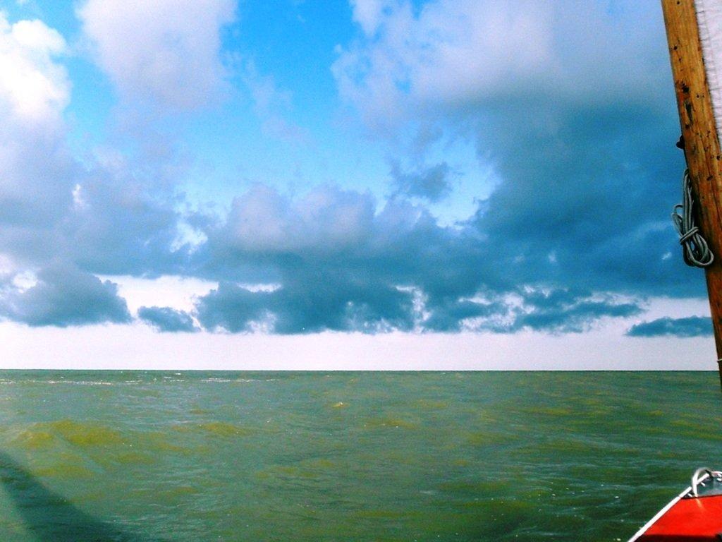 Прохождение гирла Авдиева, к морю Азовскому, на яхте... 017. 012