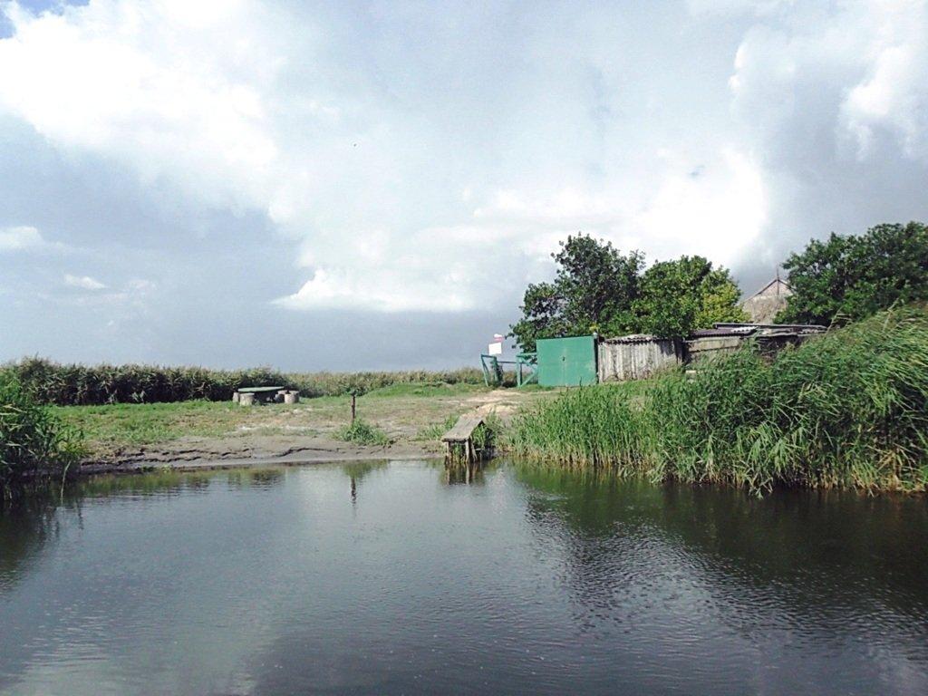 Прохождение гирла Авдиева, к морю Азовскому, на яхте... 017. 008