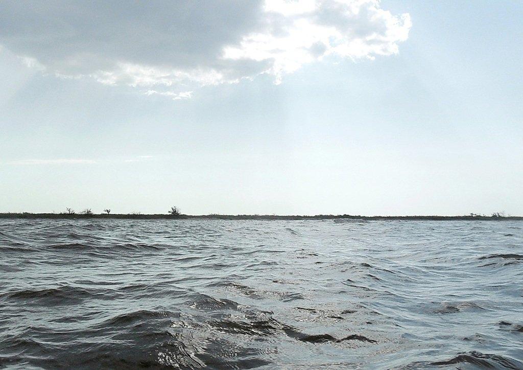В море, при хорошем ветре, волнение, облачность... 018. 002