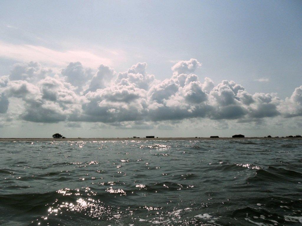 В море Азовском, на переходе, под парусом, свежий ветер... 019. 007