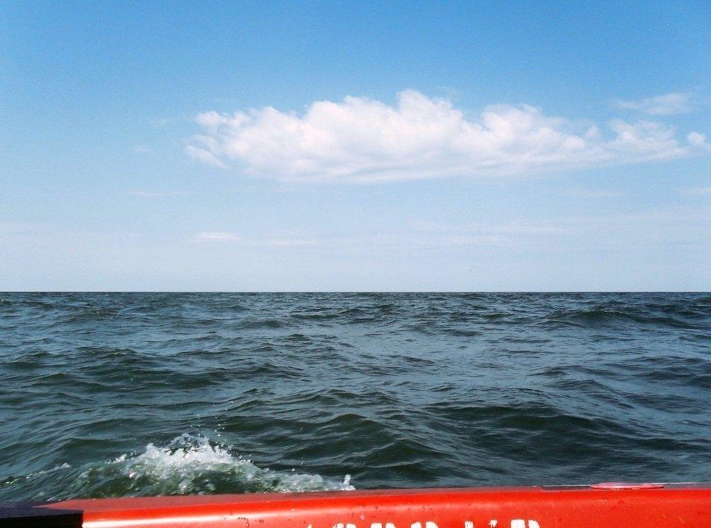 В море Азовском, на переходе, под парусом, свежий ветер... 019. 004