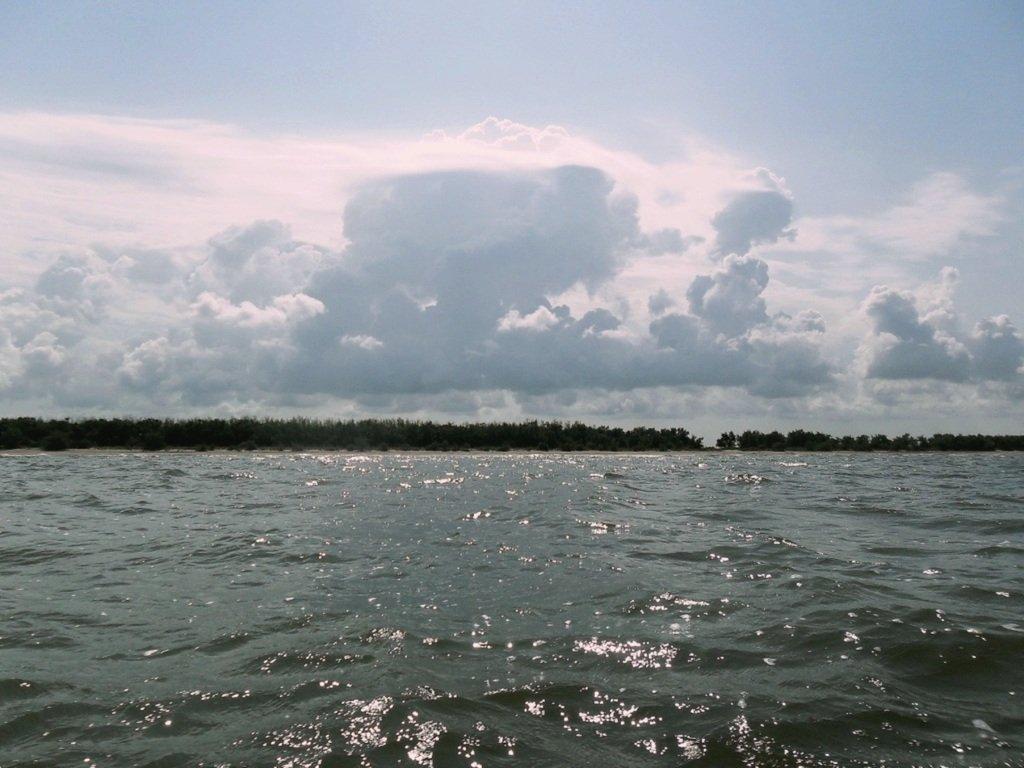 В море Азовском, на переходе, под парусом, свежий ветер... 019. 009