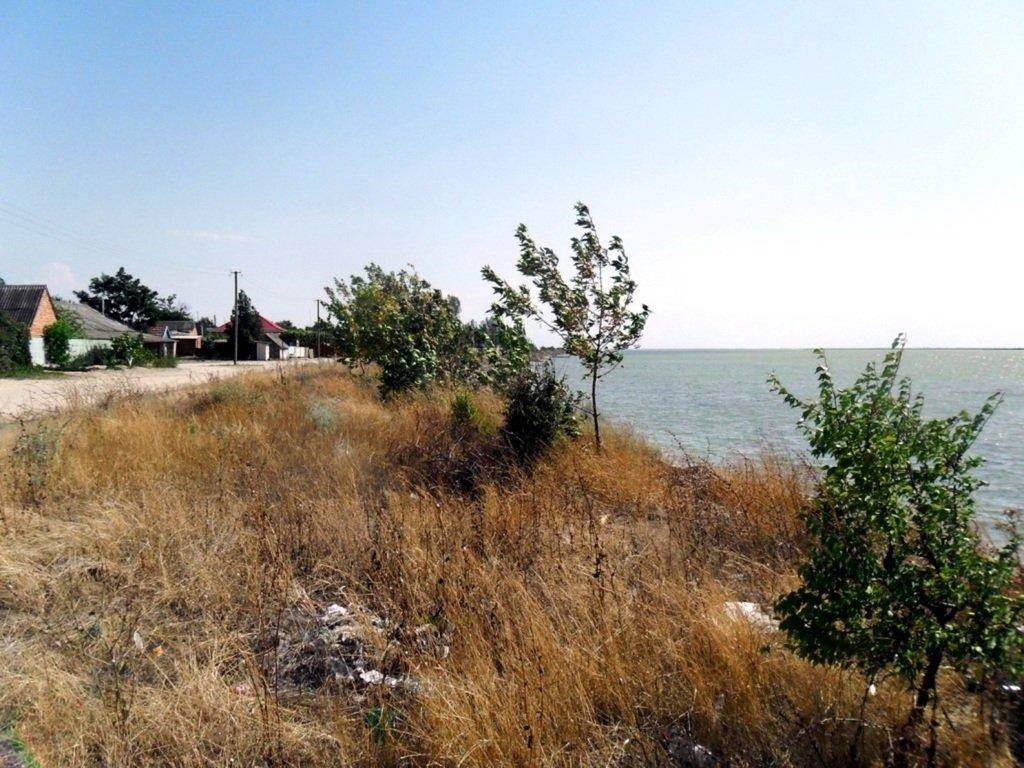 У Ясенской косы, в проливе Бейсугском, на Ясенской Переправе, с яхтой... 021. 006
