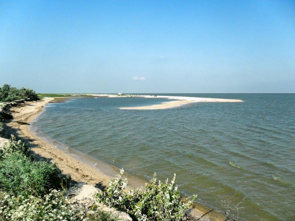 День солнечный, в походе, у моря, на косе Ясенской... 030. 004