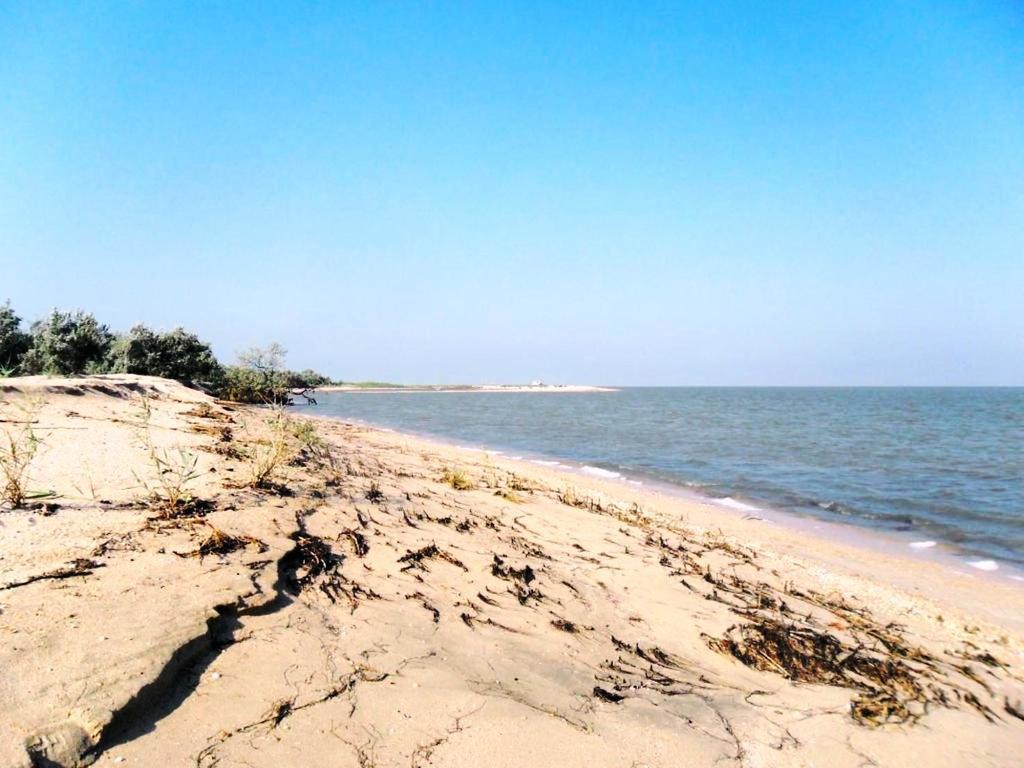 В походе, на Природе, у моря, в августе, у пролива... 031. 001