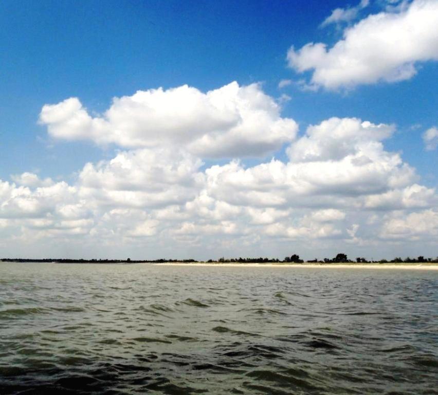 На морском просторе, солнечный день, у Азовских берегов, в августе... 035. 002