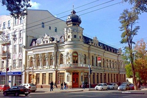Центр Ростова-на-Дону