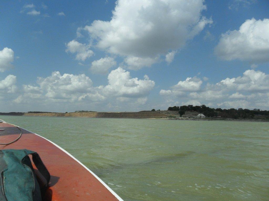 036. В походе, на яхте, у Шиловки, море Азовское... 005