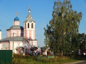 Церковь Всех Святых, с. Эдемское