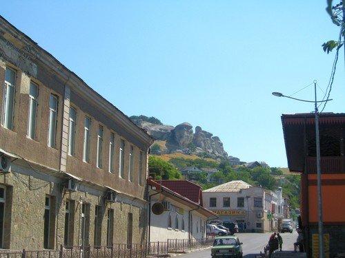 Старый город. Бахчисарай.