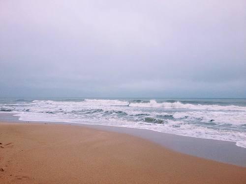 Ноябрьское море