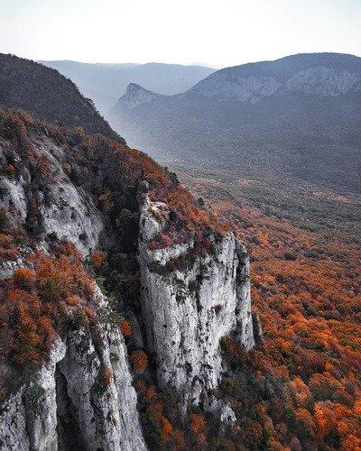 Гора Бойка-Крымская Шамбала.