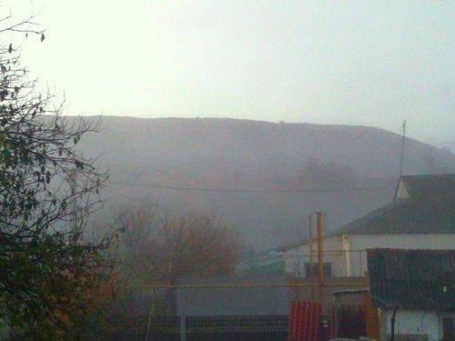 Осенью в Крыму туманы по утрам...