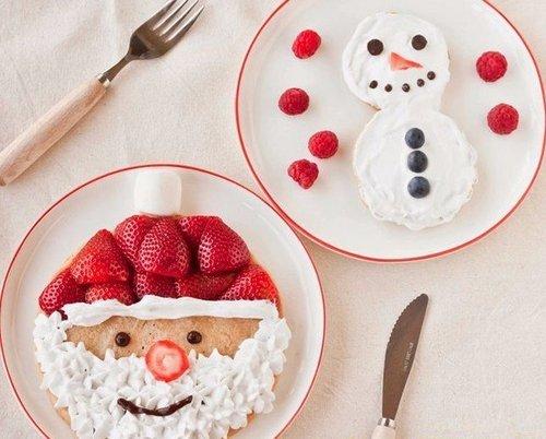 УГОЩАЙТЕСЬ! Новогодний завтрак.