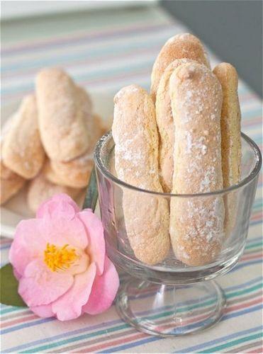 Савоярди.Французские рецепты.