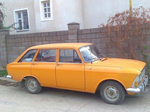 Старое авто.