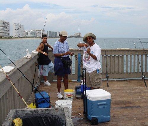 Азартные рыбаки Флориды