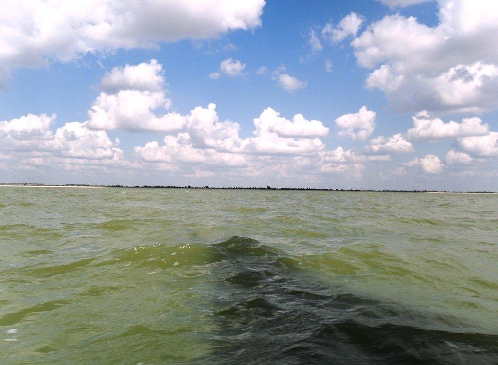 В море, под облаками, август, под парусом... 039. 007
