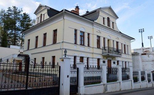 Дом Болконского.
