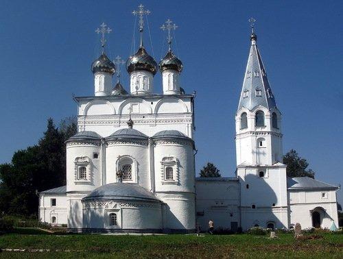 Собор Благовещения Пресвятой Богородицы в Благовещенском Вязниковском монастыре