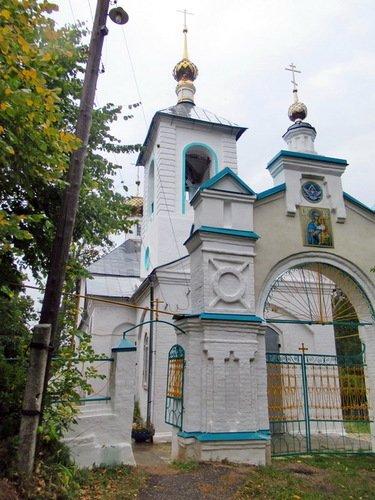 Смоленская церковь в Малых Липках