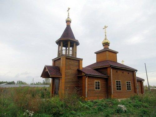 Церковь Анастасии Узорешительницы в Чудиново
