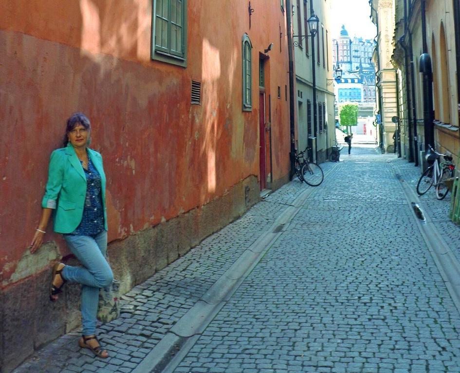 В Стокгольме.