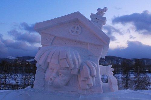 Волшебный лёд Сибири 2020