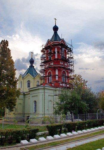 Церковь Успения Пресвятой Богородицы (старообрядческая)