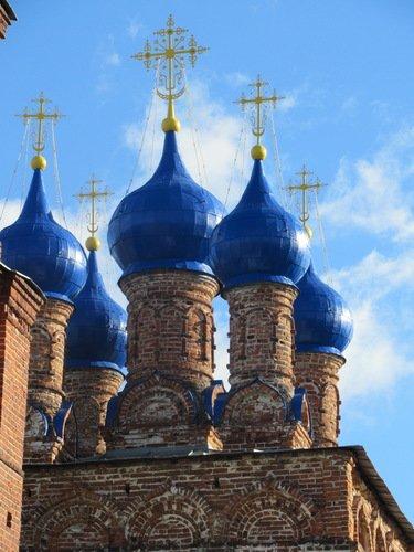 Церковь Покрова Пресвятой Богородицы в Храпово