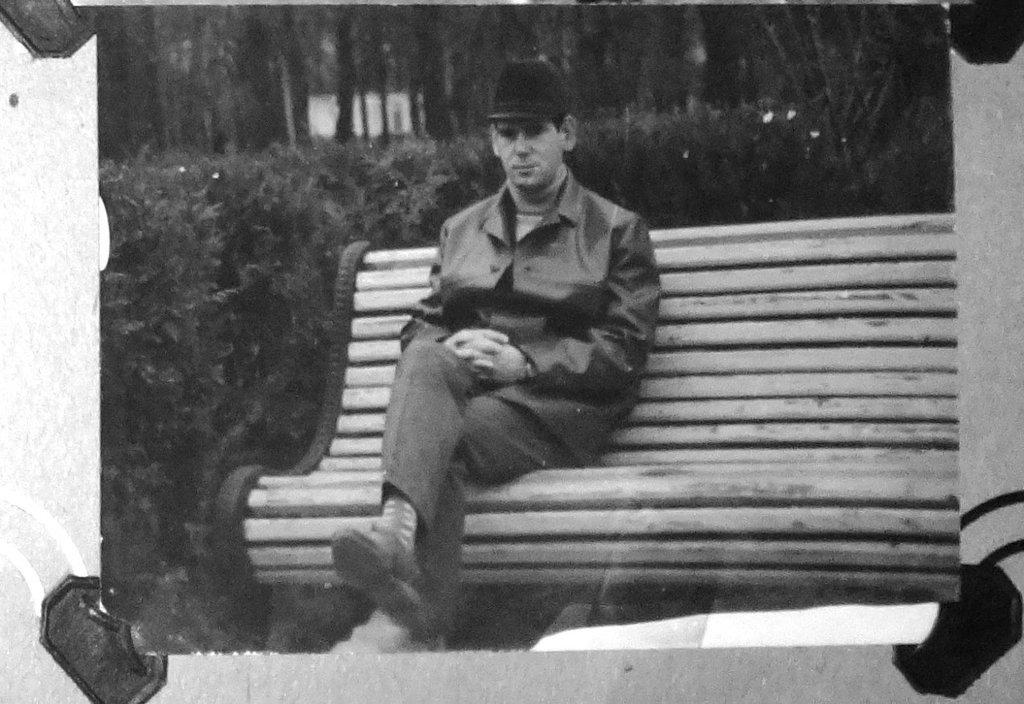 Из фотоальбома шахматиста... 017