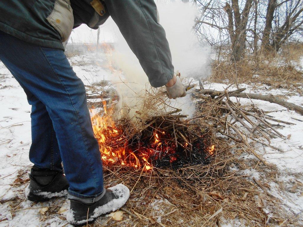 Зима, в походе пешем, февраль, Азовское побережье... 002. 010