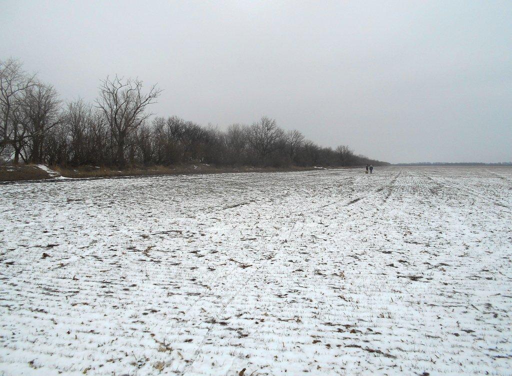 Зима, в походе пешем, февраль, Азовское побережье... 002. 005