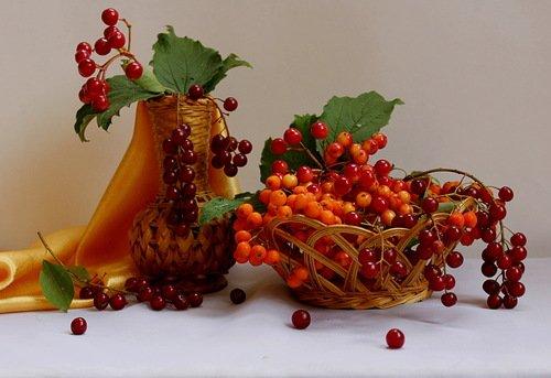 ягодная композиция