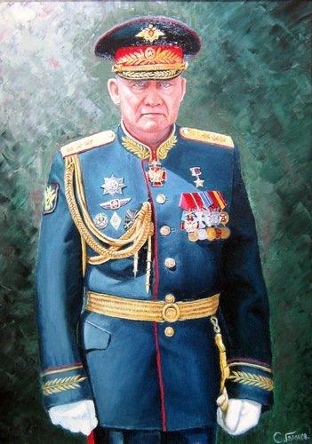 Выставка картин Сергея Гапонова, посвящённая 30-летию вывода советских войск из Афганистана.