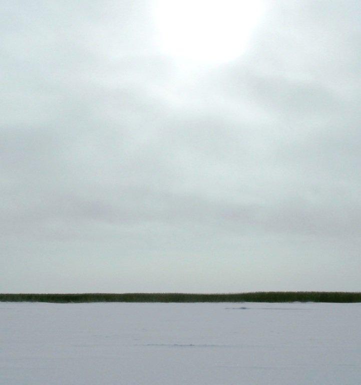 В походе снежном, Азовское побережье, февраль... 005. 007